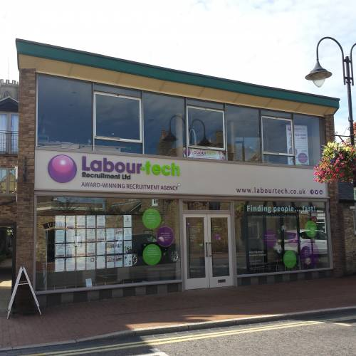 Labourtech's had a make-over