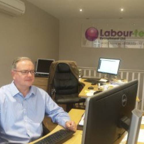 Labourtech says farewell to steve copeland